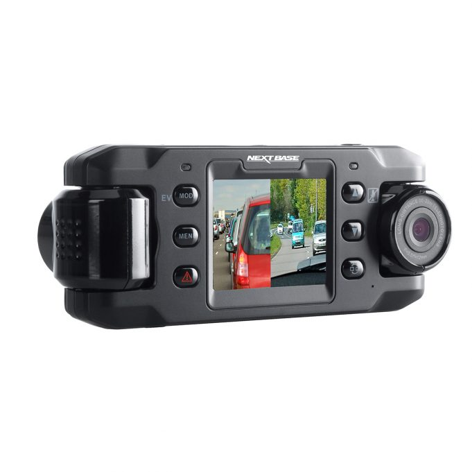 Nextbase in-car Cam Duo review