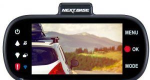 Nextbase 512GW rear screen view