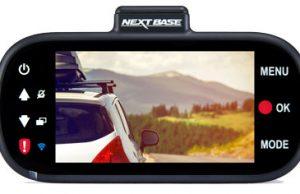 Nextbase 512GW rear screen view