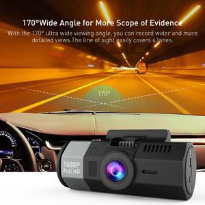 CR700 mini dashcam review