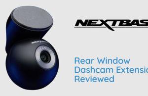 Nextbase Compatible Rear Window Dash Cam